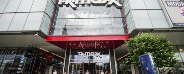 Магазин TK Maxx в Варшаве