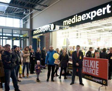 МедиаЭксперт — магазин бытовой техники в Белостоке