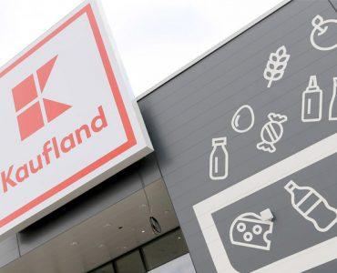 Супермаркет Kaufland в Белостоке