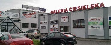 Торговый центр Galeria Ciesielska в Белостоке