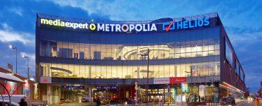 Торговый центр Метрополия в Гданьске