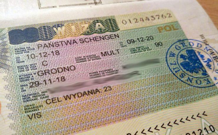 Торговцы «Кавалерийского рынка» в Белостоке требуют вернуть белорусам «визы на закупы»