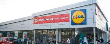 В Белостоке строят новый Lidl